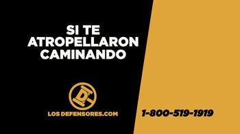 Los Defensores TV Spot, 'Si te atropellaron andando en bicicleta' con Jorge Jarrín [Spanish] - Thumbnail 4