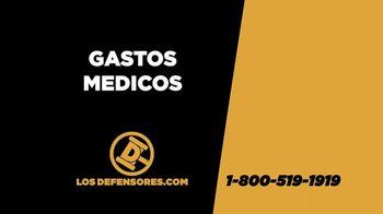 Los Defensores TV Spot, 'Si te atropellaron andando en bicicleta' con Jorge Jarrín [Spanish] - Thumbnail 5