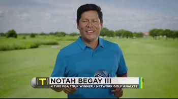 Revolution Golf Teeless Driver TV Spot, 'Impressed' Featuring Notah Begay III - Thumbnail 2