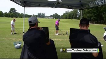 Revolution Golf Teeless Driver TV Spot, 'Impressed' Featuring Notah Begay III - Thumbnail 6
