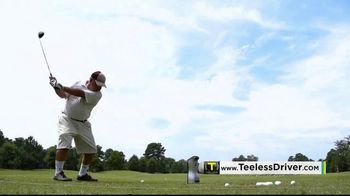 Revolution Golf Teeless Driver TV Spot, 'Impressed' Featuring Notah Begay III - Thumbnail 7