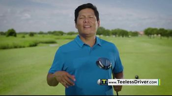 Revolution Golf Teeless Driver TV Spot, 'Impressed' Featuring Notah Begay III - Thumbnail 9