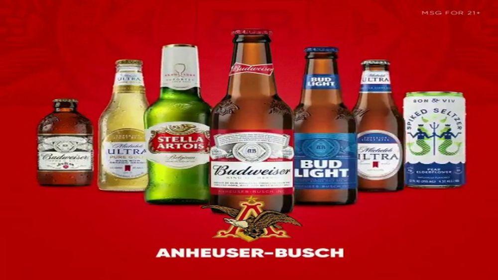 Anheuser-Busch: Teaser: Announcement