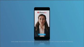 TurboTax Live TV Spot, 'CPAs on Demand' - Thumbnail 1