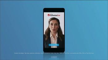 TurboTax Live TV Spot, 'CPAs on Demand' - Thumbnail 5