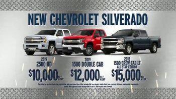 New Year New Truck Event: Chevrolet Silverado thumbnail