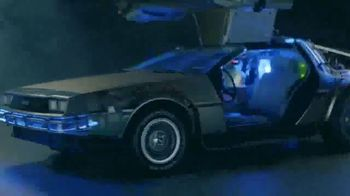 Back to the Future Delorean TV Spot, 'Build the Delorean'