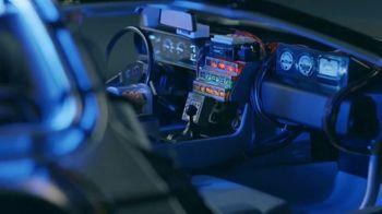 Back to the Future Delorean TV Spot, 'Build the Delorean' - Thumbnail 4