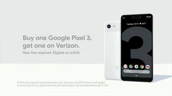 Google Pixel 3 TV Spot, 'Meet Google Pixel 3: BOGO' Song by BNGRS - Thumbnail 8