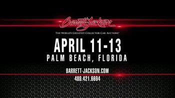 Barrett-Jackson TV Spot, 'Palm Beach 2019' - Thumbnail 10