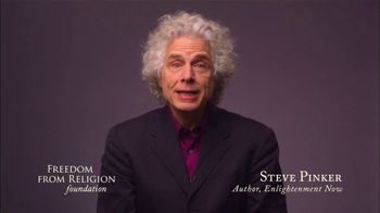 Freedom from Religion Foundation TV Spot, 'Driven by Reason' Featuring Steven Pinker - Thumbnail 2