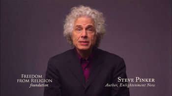 Freedom from Religion Foundation TV Spot, 'Driven by Reason' Featuring Steven Pinker