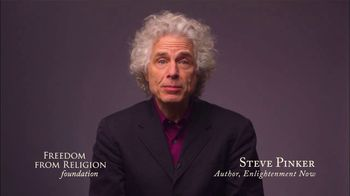 Freedom from Religion Foundation TV Spot, 'Driven by Reason' Featuring Steven Pinker - Thumbnail 3