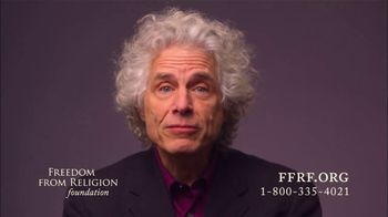 Freedom from Religion Foundation TV Spot, 'Driven by Reason' Featuring Steven Pinker - Thumbnail 4