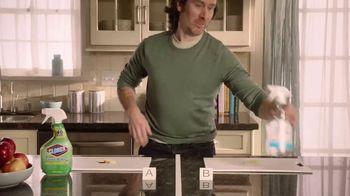 Lysol Daily Cleanser TV Spot, 'Bleach Indicator Test' - Thumbnail 10