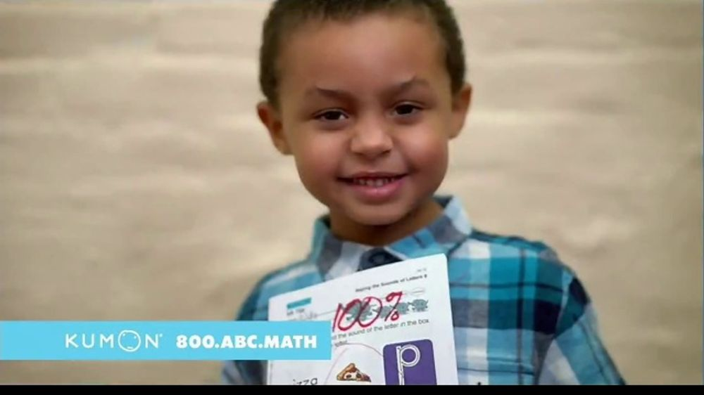 Kumon TV Commercial, 'The Strongest Start Possible'