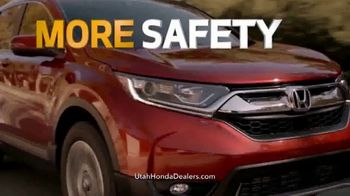Honda Get More Save More Sales Event TV Spot, 'More Tech, Safety & Savings' [T2] - Thumbnail 4