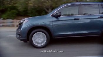 Honda Get More Save More Sales Event TV Spot, 'More Tech, Safety & Savings' [T2] - Thumbnail 6