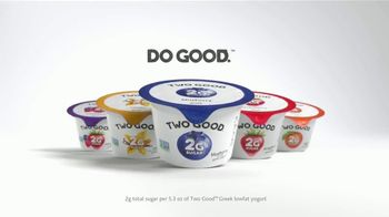 Dannon Two Good TV Spot, 'Yoga for Your Taste Buds' - Thumbnail 10