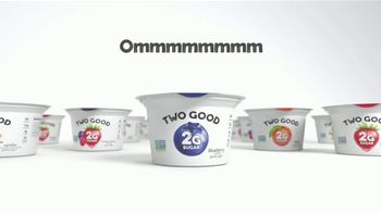 Dannon Two Good TV Spot, 'Yoga for Your Taste Buds'