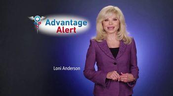 Advantage Alert Special Advantage Program TV Spot, 'Amazingly Affordable' Featuring Loni Anderson