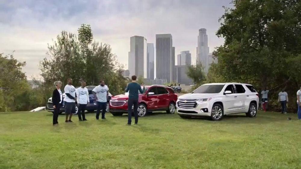 Chevrolet TV Commercial, 'Family Reunions' [T1] - iSpot.tv