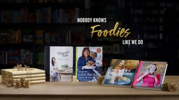 Barnes & Noble TV Spot, 'Foodies' - 415 commercial airings