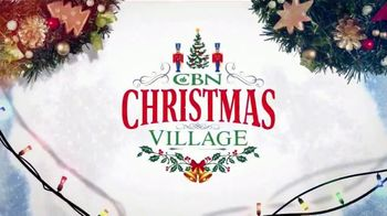 CBN Christmas Village TV Spot, 'European Christmas Market'