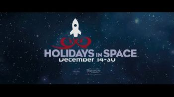 Kennedy Space Center Visitor Complex Holidays in Space TV Spot, 'The Next Big Thing' - Thumbnail 10