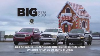 Ram Trucks 2018 Big Finish TV Spot, 'Gingerbuilders' Song by Gwen Stefani [T2] - Thumbnail 7