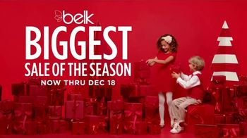 Belk Biggest Sale of the Season TV Spot, 'Bonus Buys'