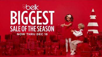 Belk Biggest Sale of the Season TV Spot, 'Bonus Buys' - 9 commercial airings