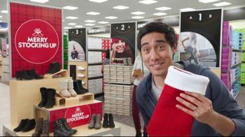 Shoe Carnival TV Spot, 'Merry Stocking Up' - Thumbnail 1
