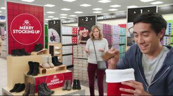 Shoe Carnival TV Spot, 'Merry Stocking Up' - Thumbnail 2