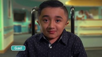 Shriners Hospitals for Children TV Spot, 'La historia de Gael' [Spanish]