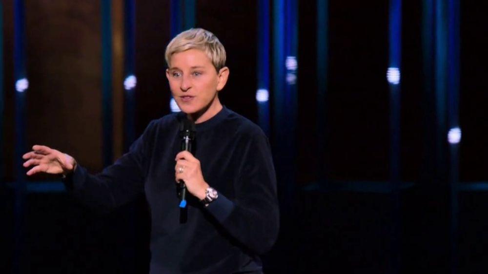 Netflix TV Commercial, 'Ellen Degeneres: Relatable'
