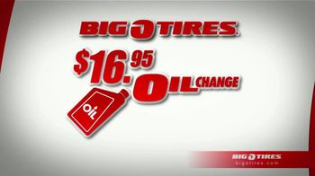 Big O Tires $16.95 Oil Change Special TV Spot, 'Wow That's Big' - Thumbnail 9