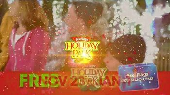 Six Flags Holiday in the Park TV Spot, 'Spectacular Lights' - Thumbnail 10