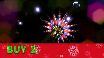 Six Flags Holiday in the Park TV Spot, 'Spectacular Lights' - Thumbnail 5