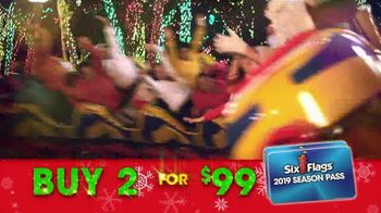 Six Flags Holiday in the Park TV Spot, 'Spectacular Lights' - Thumbnail 7
