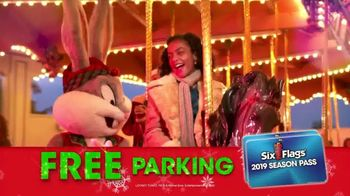 Six Flags Holiday in the Park TV Spot, 'Spectacular Lights' - Thumbnail 8