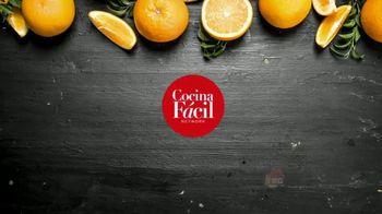 Cocina Fácil Network TV Spot, 'Tutoriales' con Galilea Montijo [Spanish] - Thumbnail 9