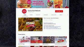 Cocina Fácil Network TV Spot, 'Tutoriales' con Galilea Montijo [Spanish] - Thumbnail 6