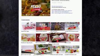 Cocina Fácil Network TV Spot, 'Tutoriales' con Galilea Montijo [Spanish] - Thumbnail 7