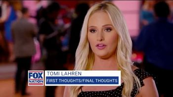 Fox Nation TV Spot, 'Tomi Lahren' - 32 commercial airings