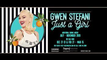 Gwen Stefani Just a Girl TV Spot, '2019 Las Vegas Residency' - Thumbnail 9