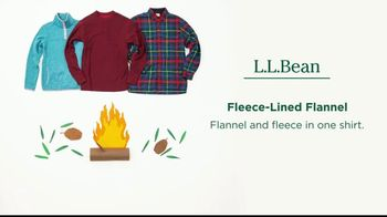 L.L. Bean TV Spot, 'Cozier Camp Out: Flannels'