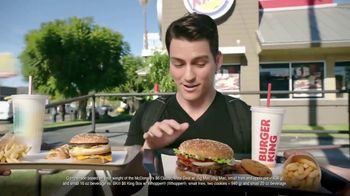 Burger King $6 King Box TV Spot, 'More Bang for Your Buck'