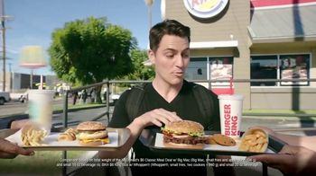 Burger King $6 King Box TV Spot, 'More Bang for Your Buck' - Thumbnail 6