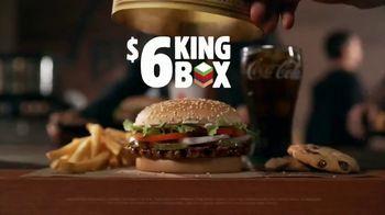 Burger King $6 King Box TV Spot, 'More Bang for Your Buck' - Thumbnail 7